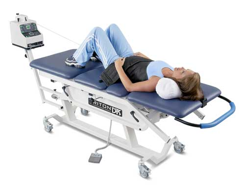 Spinal Traction Therapy