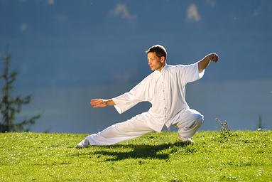 Natural Weight Management with Tai Chi